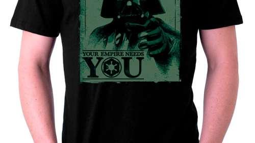 Camiseta Star Wars your empire needs you