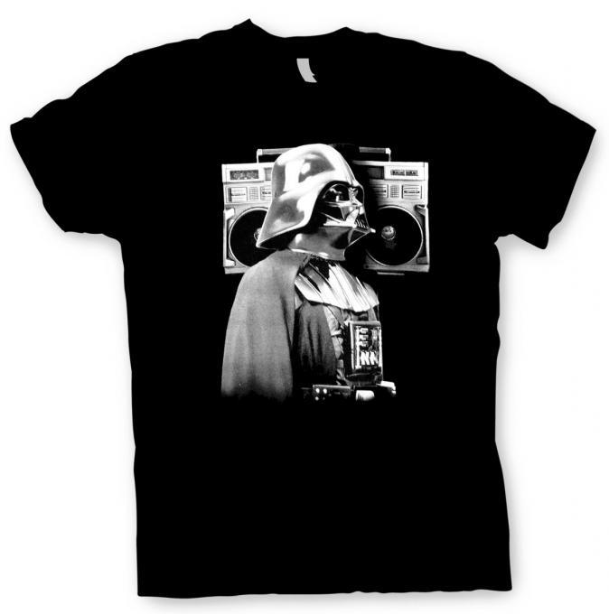 Camiseta Star Wars. Darth Vader