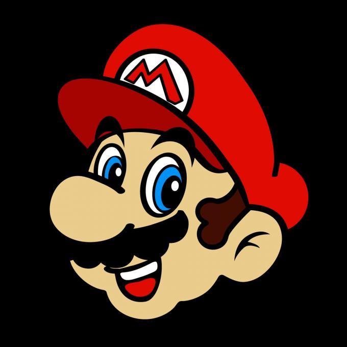 Camiseta Super Mario Bros. Mario