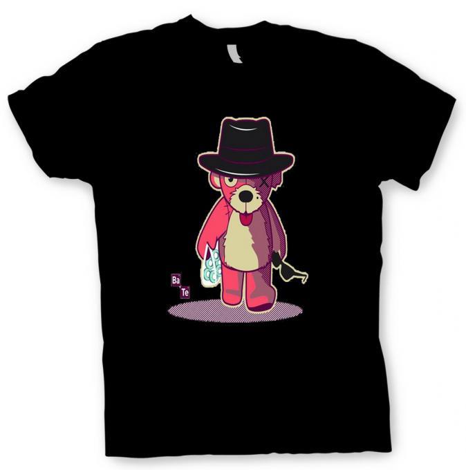 Camiseta Teddy Bear. Breaking Bad