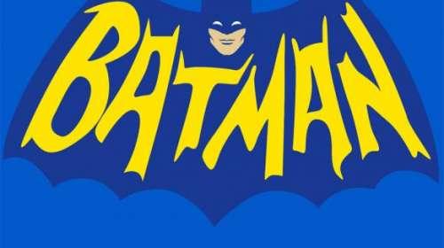 Camiseta The Big bang Theory. Batman logo