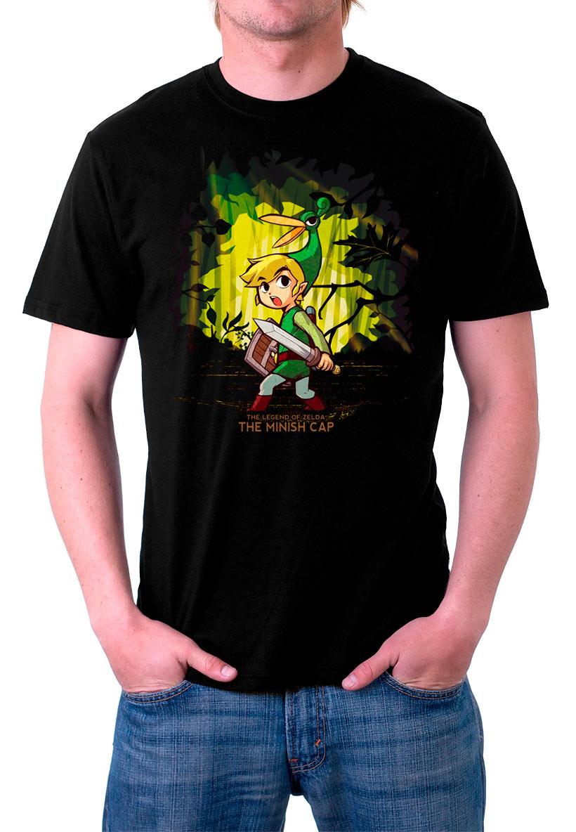 Camiseta The Legend of Zelda: The Minish Cap