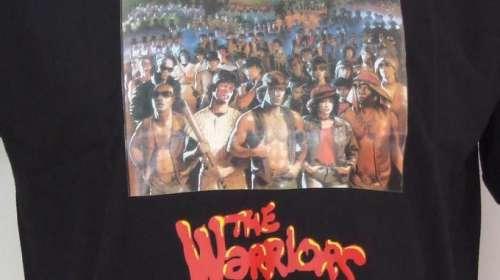 Camiseta The warriors (los amos de la noche)