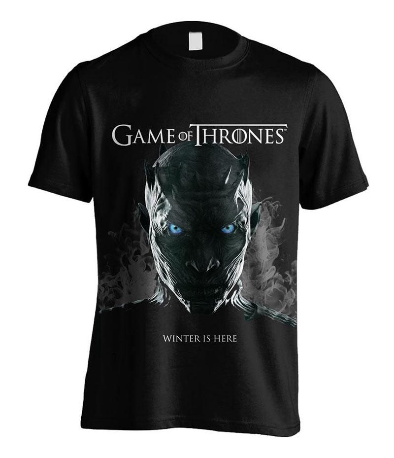 Camiseta Walker Rising Juego de Tronos