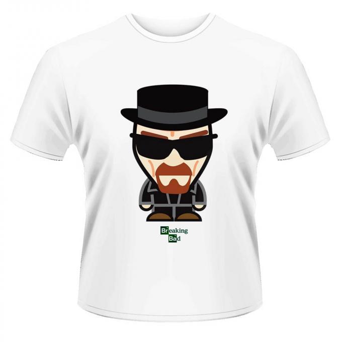 Camiseta Walter White Minion. Modelo 3. Breaking Bad