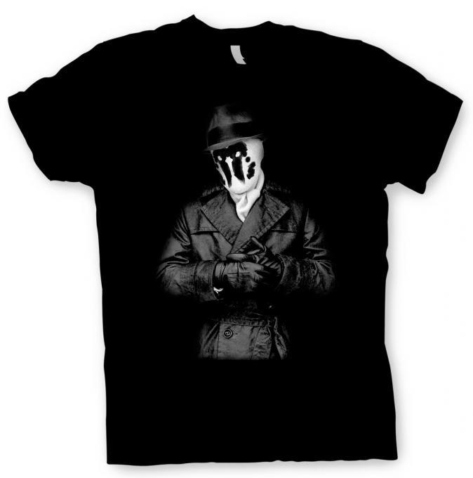 Camiseta Watchmen
