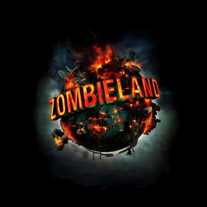 Camiseta Zombieland