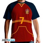 Camiseta capitán Quidditch Harry Potter