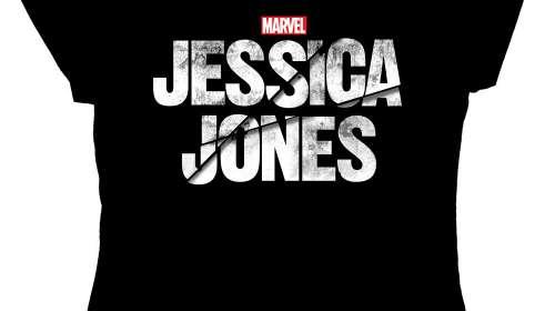 Camiseta chica Jessica Jones
