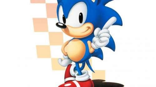 Camiseta chica Sonic. The Hedgehog