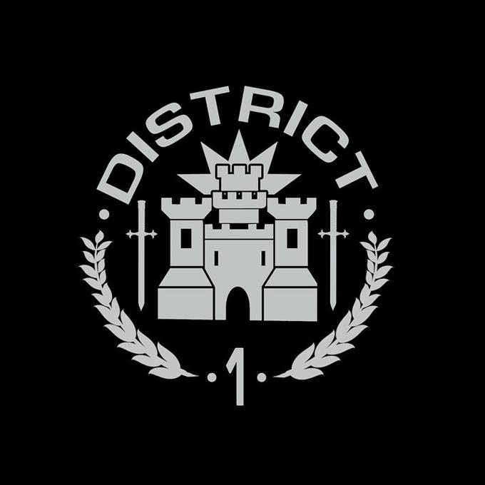 Camiseta chica The Hunger Games (Los juegos del hambre). Distrito 1