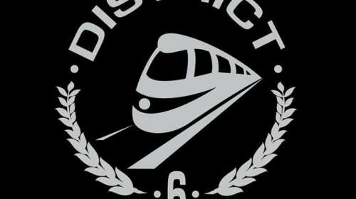 Camiseta chica The Hunger Games (Los juegos del hambre). Distrito 6