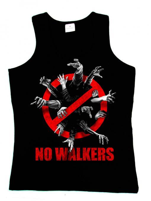 Camiseta chica tirantes The Walking Dead