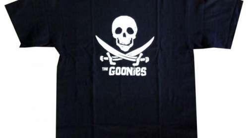 Camiseta los Goonies