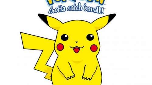 Camiseta niño Pokemon. Pikachu