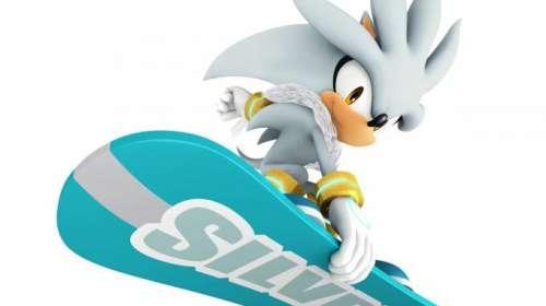 Camiseta niño Sonic the Hedgehog 2. Sonic Silver