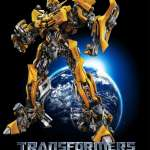 Camiseta niño Transformers. Bumblebee