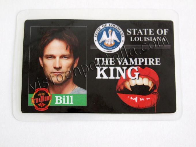 Carnet True Blood. Bill