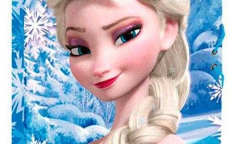 Carpeta Elsa. Frozen: El Reino del Hielo