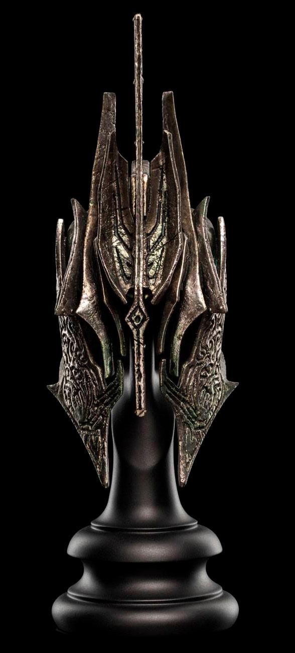 Casco of the Ringwraith of Forod 20 cm. El Hobbit: La batalla de los Cinco Ejércitos. Weta Collectibles