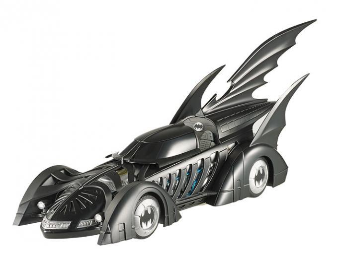 Coche Batmobil 1995