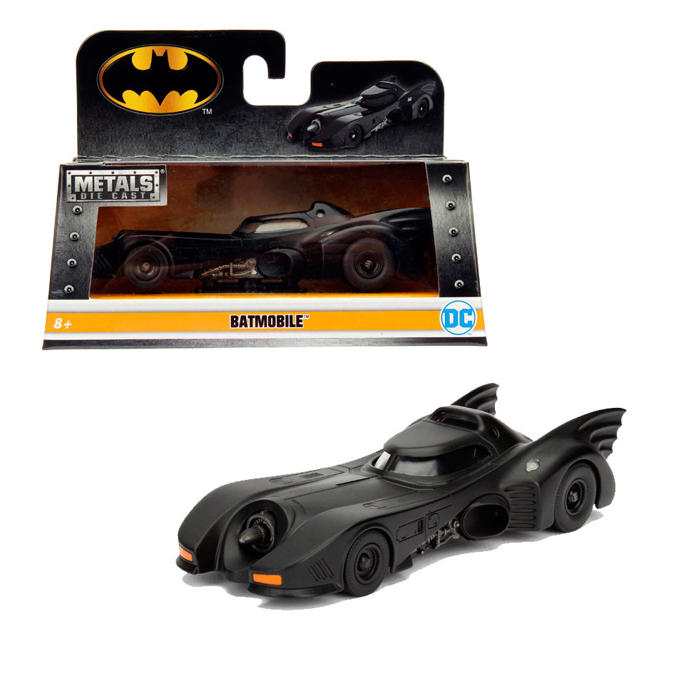 Coche Batmobile 1989 Batman