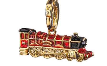 Colgante Charm Tren Express de Hogwarts. Harry Potter