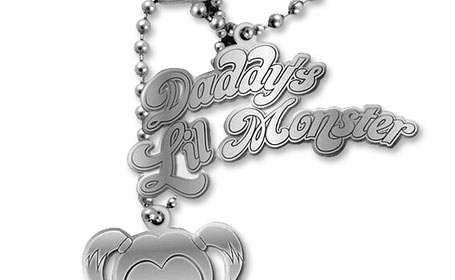 Colgante Harley Quinn