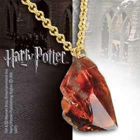 Colgante Harry Potter. Piedra Filosofal