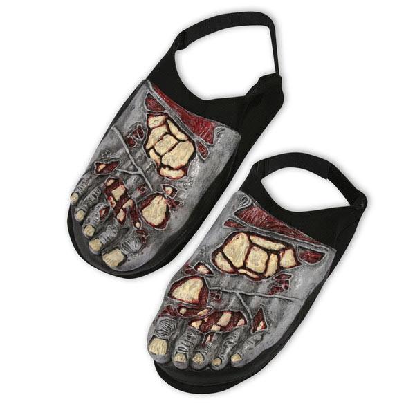 Cubre Zapatillas The Walking Dead. Dedos de Zombie