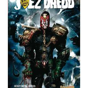 Cómic Juez Dredd. Heavy Metal