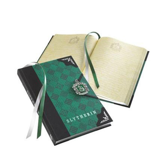 Diario Slytherin. Harry Potter