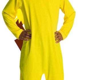 Disfraz niño Pikachu. Pokemon