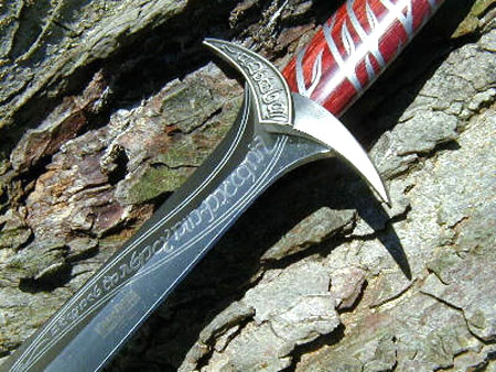 """Espada Frodo """"Sting"""": El Señor de los Anillos. United Cutlery"""