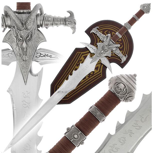 Espada Frostmourme (Agonía de Escarcha) 120 cm