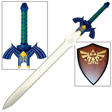 acbdc8dc12b Espada The Legend of Zelda: Skyward Sword, 95cm por 131,84€ | Qué Friki