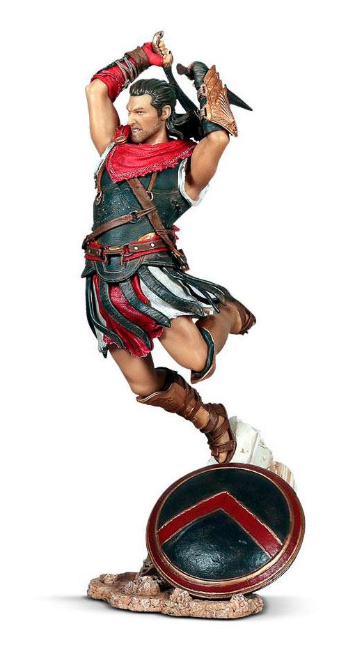 Estatua Alexios 32 cm. Assassin's Creed: Odyssey. UBIcollectibles
