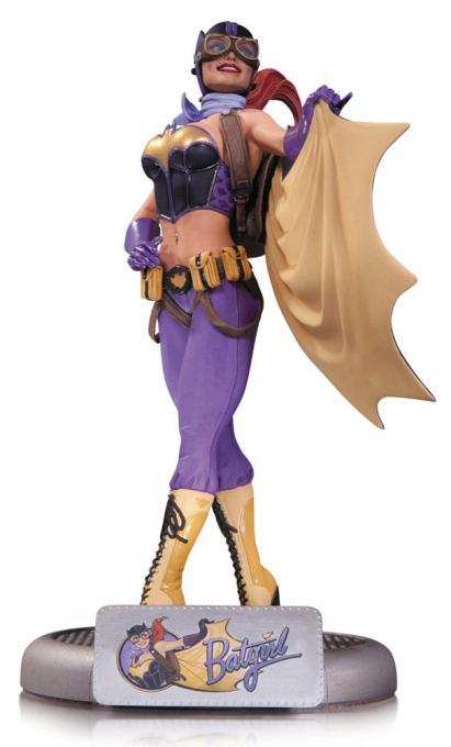 Estatua Batgirl 27 cm. DC Cómics Bombshells. DC Collectibles