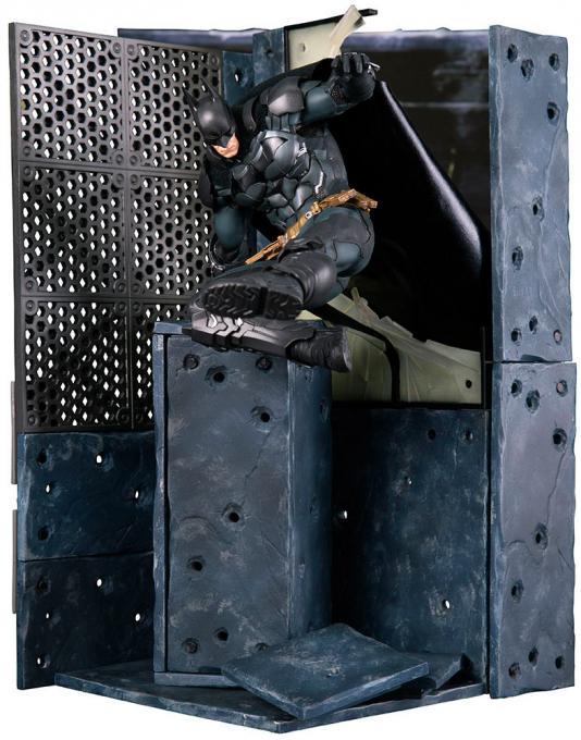 Estatua Batman 25 cm. Batman: Arkham Knight. Línea ARTFX+. Escala 1:10. Kotobukiya