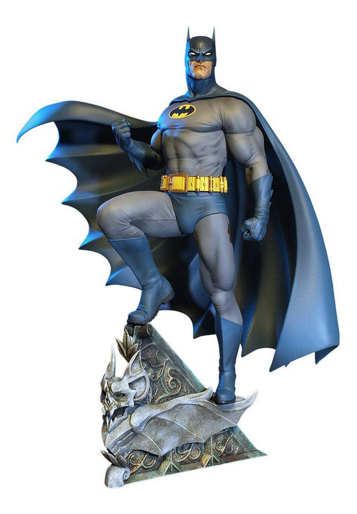 Estatua Batman 46 cm. Línea Super Powers Collection. DC Comics. Tweeterhead