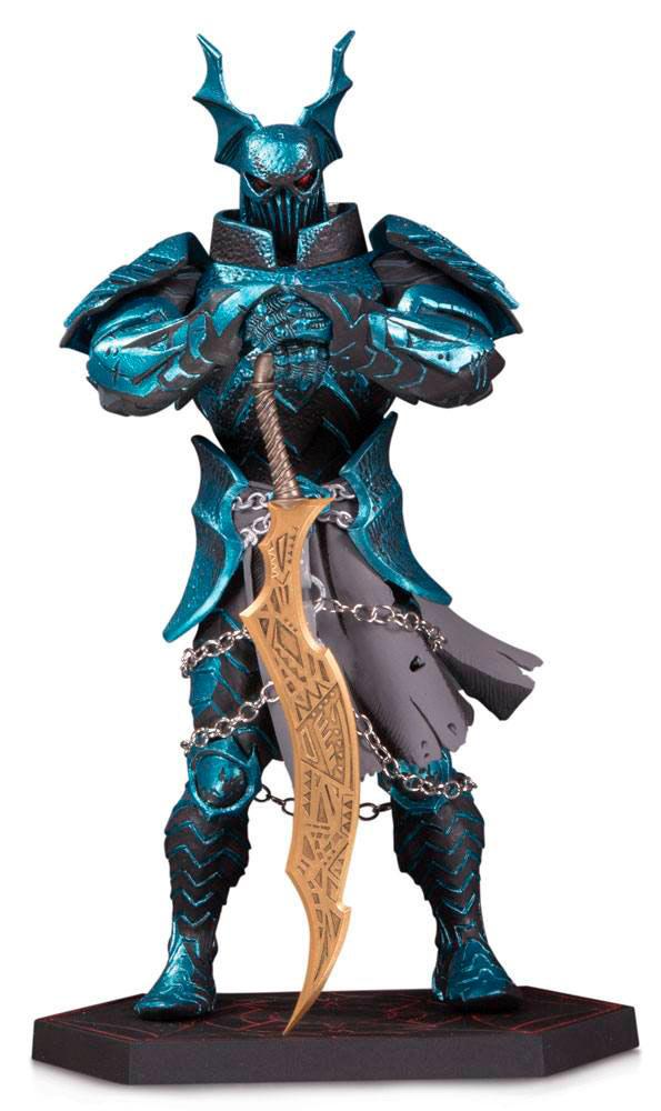 Estatua Batman The Merciless 21 cm. Dark Nights: Metal. DC Collectibles