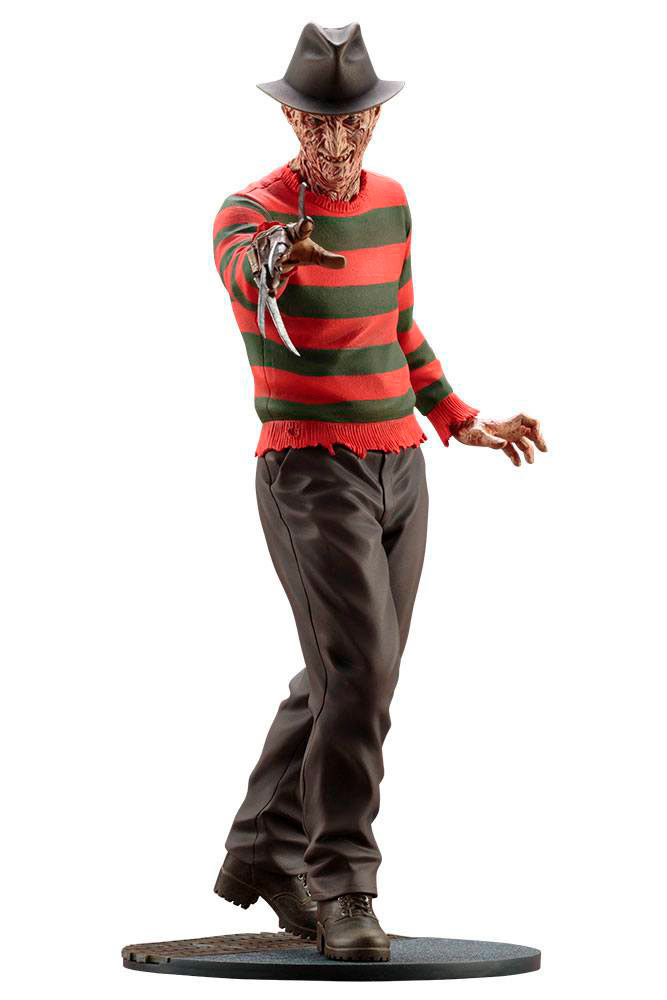 Estatua Freddy Krueger 27 cm. Pesadilla en Elm Street. Línea ARTFX. Escala 1:6. Kotobukiya