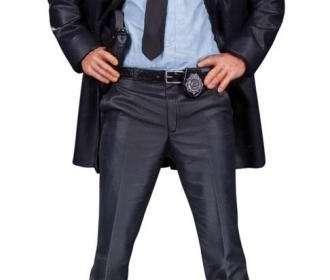 Estatua James Gordon 33 cm. Batman. Escala 1:6. DC Cómics. DC Collectibles