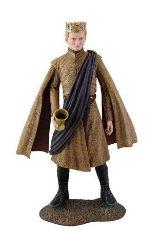 Estatua Joffrey Baratheon 20 cm. Juego de Tronos. Dark Horse