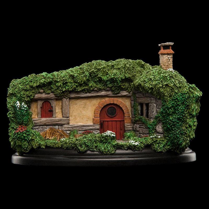 Estatua Lakeside 9 cm. El Hobbit: Un Viaje inesperado. Weta Collectibles