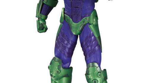 Estatua Lex Luthor 26 cm. Línea DC Comics Icons. DC Collectibles. DC Cómics
