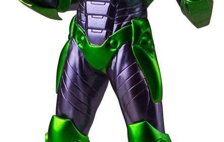 Estatua Lex Luthor (The New 52) 20 cm. Línea ARTFX+. Escala 1:10. Kotobukiya. DC Cómics