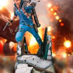 Estatua Rico Rodriguez 79 cm. Just Cause 3. Escala 1:4. Gaming Heads