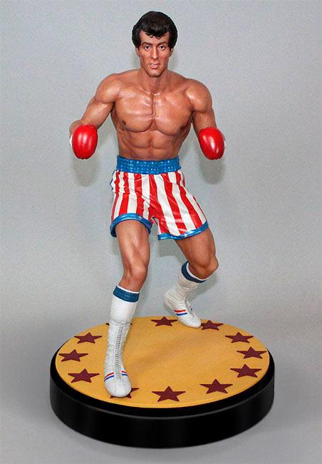 Estatua Rocky Balboa 51 cm. Escala 1:4. Hollywood Collectibles Group