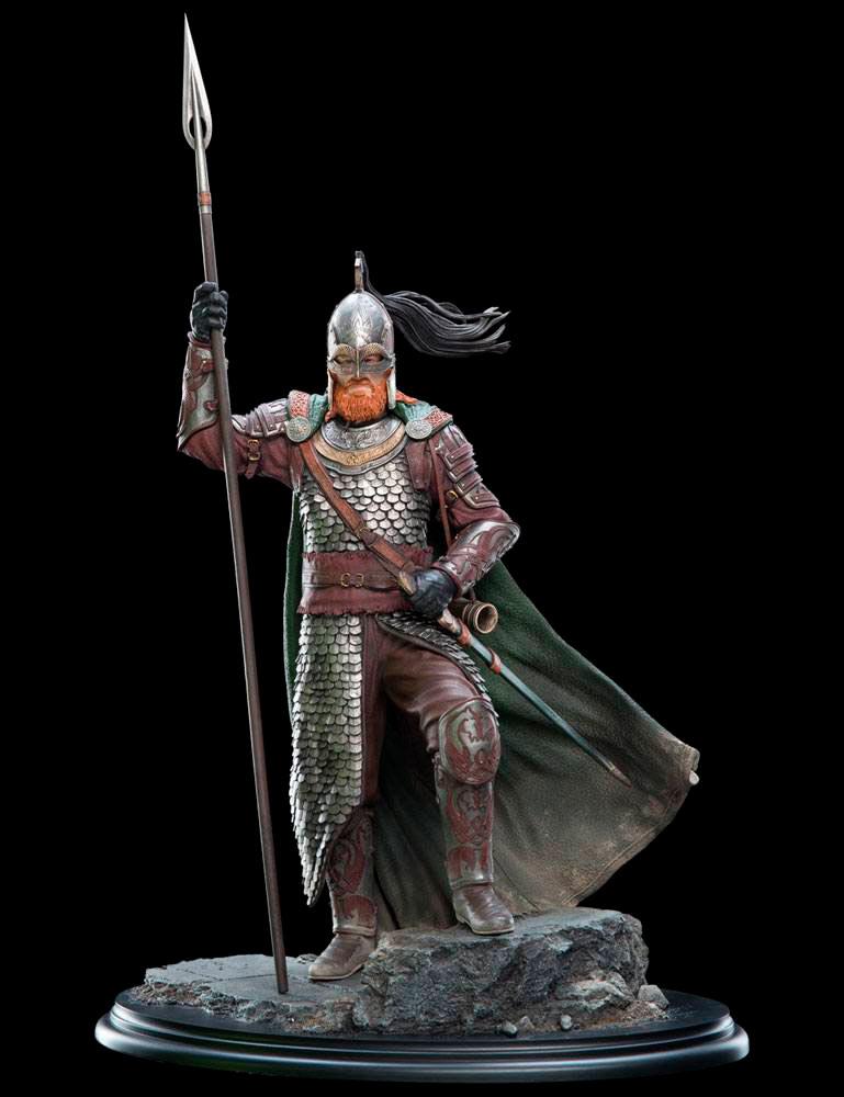 Estatua Royal Guard of Rohan 37 cm. El Señor de los Anillos. Escala 1:6. Edición limitada. Weta Collectibles